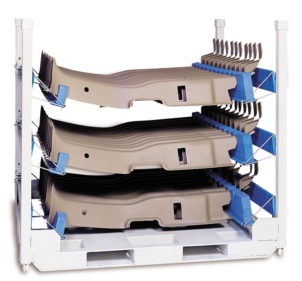 Traditional Racks Metal Rack Solutions products
