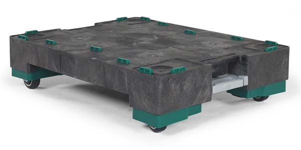 Pally Plastic Pallets products