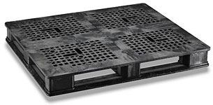 Rackable Plastic Pallets products