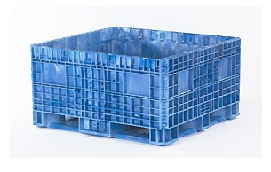 BulkPak® Containers 48x45 HDRS4548-24 Fixed Wall image