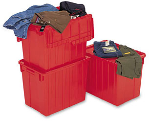 Containers, Totes,                        Trays and Cases Stack-N-Nest FP22 image