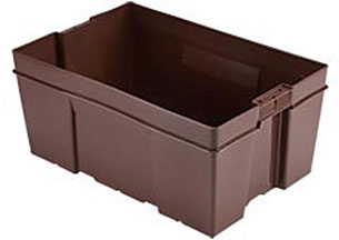 Containers, Totes,                        Trays and Cases Stack-N-Nest NO2416-11 NPL 748 image