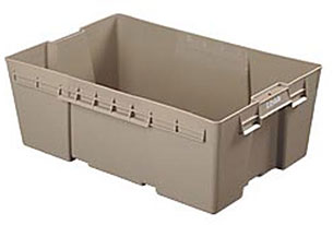 Containers, Totes,                        Trays and Cases Stack-N-Nest NO2416-9 NPL 750 image