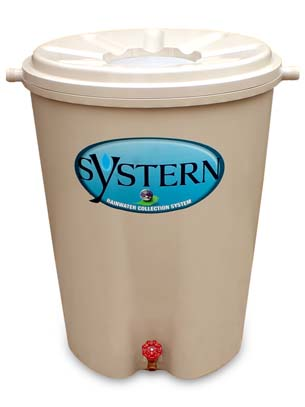 Environmental Recycling & Waste Rain Barrels NPL 315 image