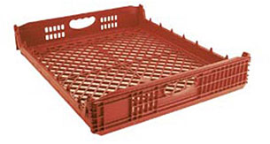 Containers, Totes,                        Trays and Cases Bakery Trays NPL 625 image