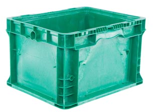 Containers, Totes,                        Trays and Cases Straight-Wall NXO1215-9 image
