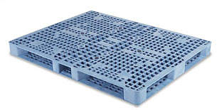 Plastic Pallets Stackable 44 x 56 OCP image