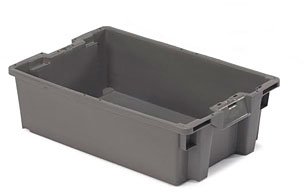 Containers, Totes,                        Trays and Cases Stack-N-Nest GS6040-18 image