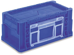 Containers, Totes,                        Trays and Cases Straight-Wall NSOA1408-7 image