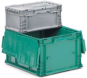 Containers, Totes,                        Trays and Cases Straight-Wall NSOAN1215-9 image
