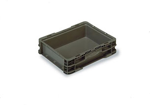 Containers, Totes,                        Trays and Cases Straight-Wall NSO1215-4 image