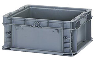 Nso1615 7 Plastic Straight Wall Container Orbis