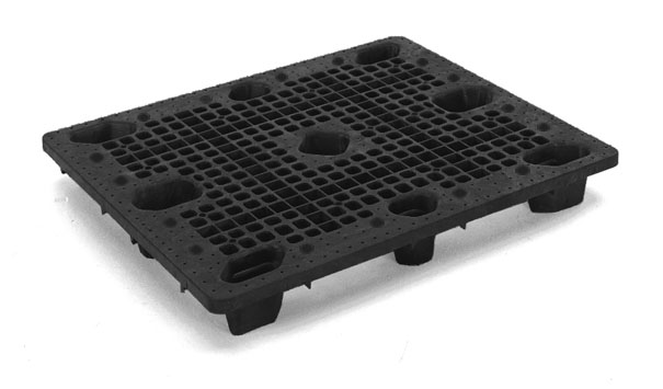 Plastic Pallets 40 x 48 XpressPal® HD photo